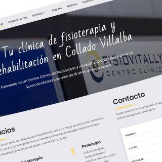 Bienvenidos a Fisiovitally.com