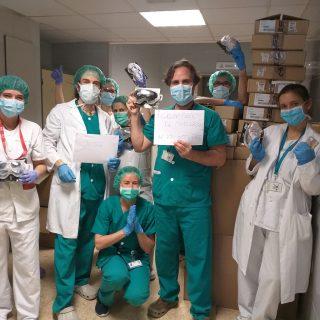 ¡Todos contra el coronavirus!